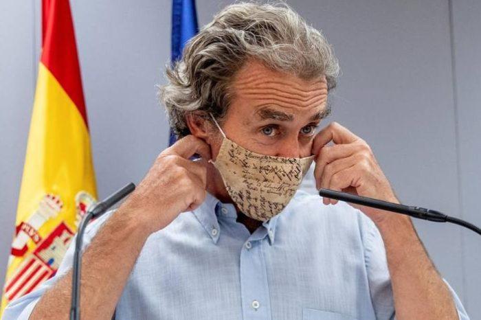 Fernando Simon: «El objetivo es una vuelta al cole presencial»
