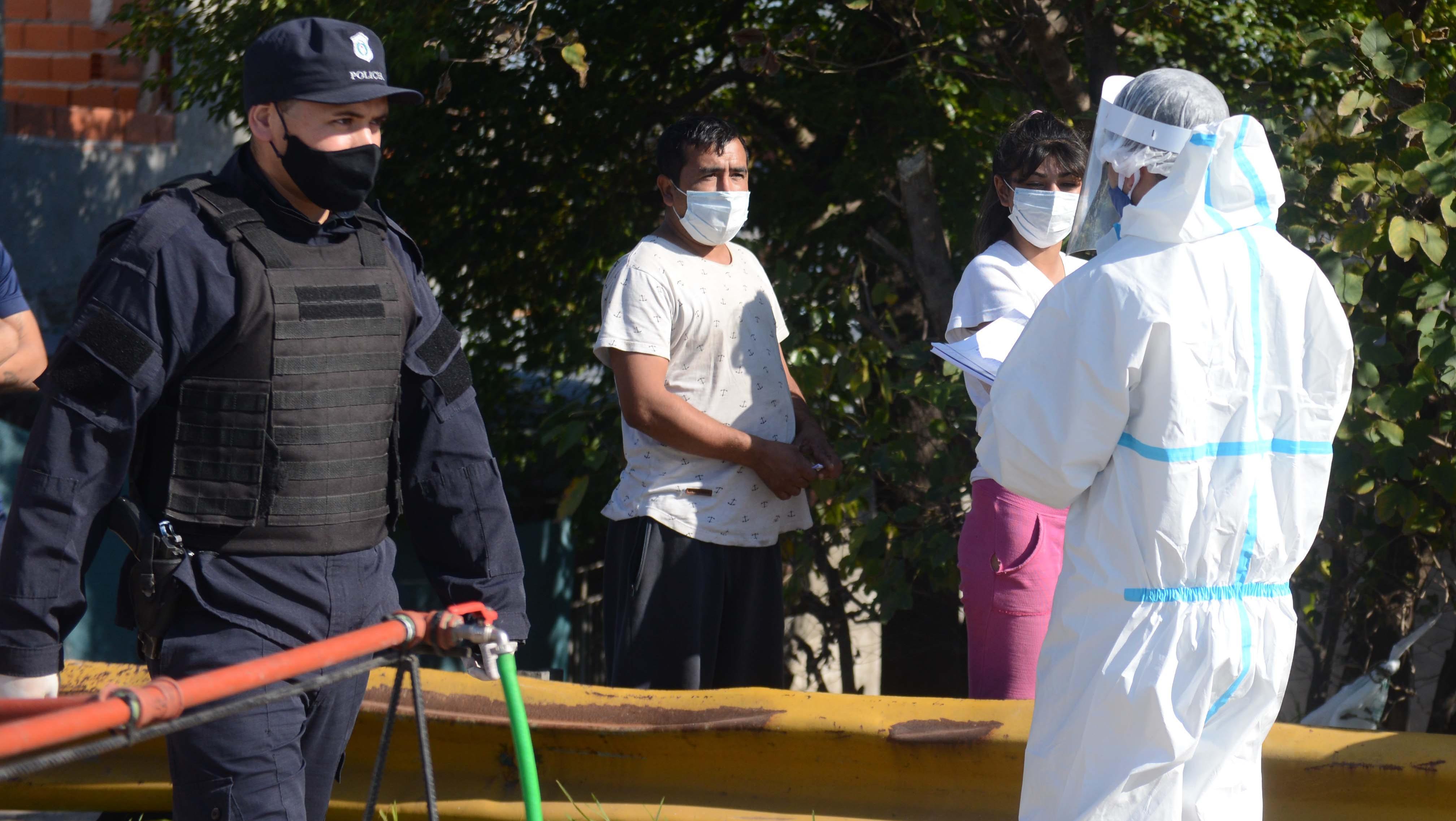 Suman 209.907 casos de coronavirus en la provincia de Buenos Aires