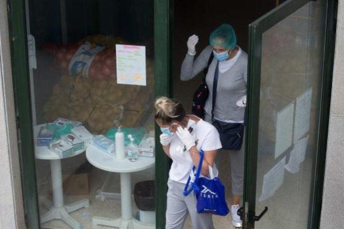 Mas de 400.000 españoles se han contagiado desde que comenzo la pandemia