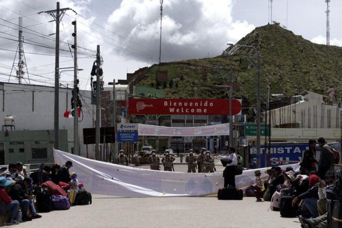 Peru tiene la segunda mayor tasa de muertes por covid-19