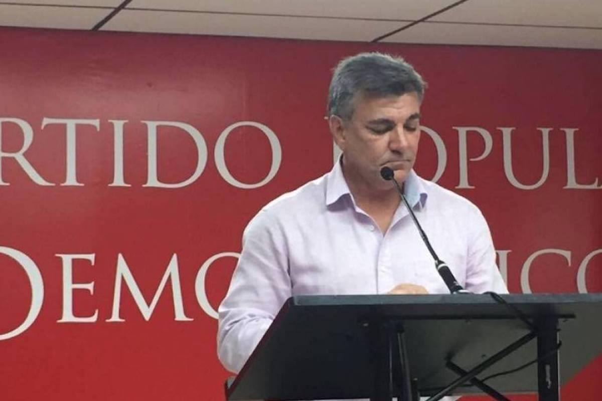Charlie Delgado pide apoyar nueva orden ejecutiva de la Gobernadora