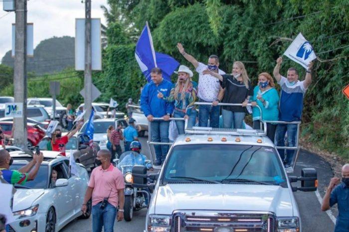 Orden ejecutiva prohibe caravanas por primera vez