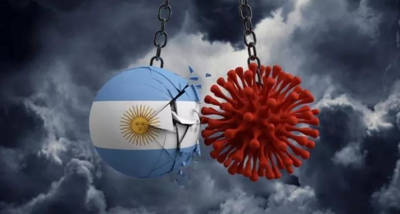 Coronavirus en Argentina: confirmaron record de 166 nuevas muertes y 4.824 contagios este lunes