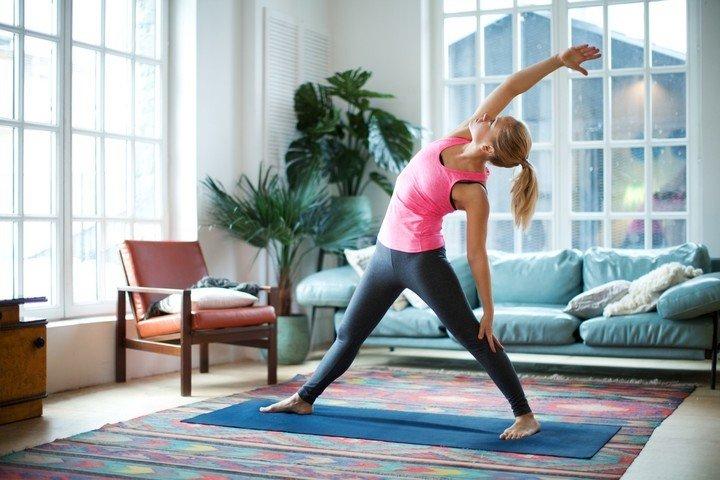 Una rutina en casa nos ayuda a estar mejor.