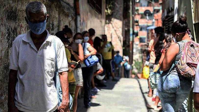 Vacuna rusa: Venezuela hara las primeras pruebas en personas