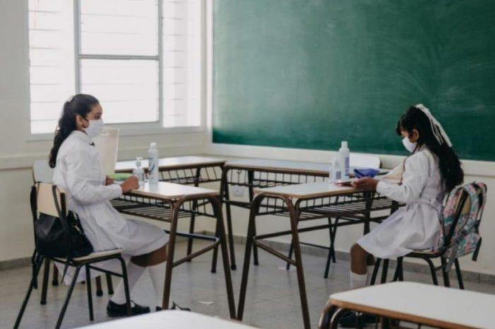 Volvieron a clases presenciales hoy en las escuelas rurales de Formosa