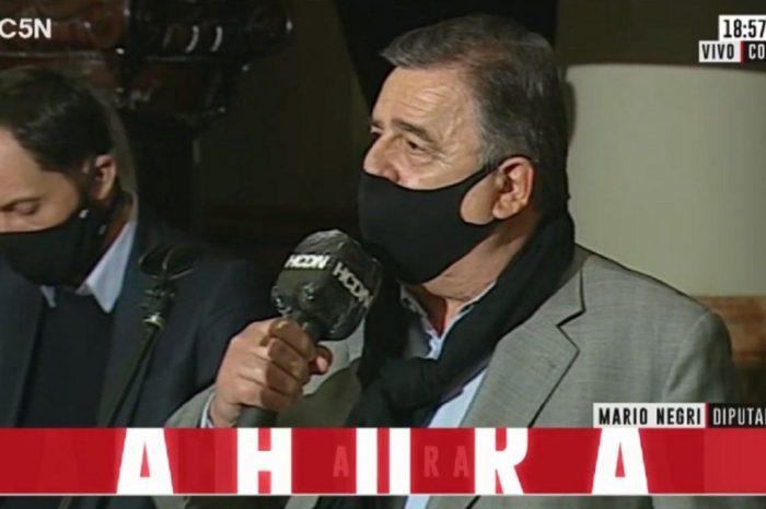"""No hubo acuerdo en Diputados: """"Para nosotros la sesion no es valida"""""""