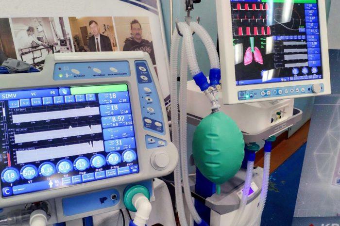 Invima aprobo el tercer ensayo clinico en humanos con ventiladores nacional