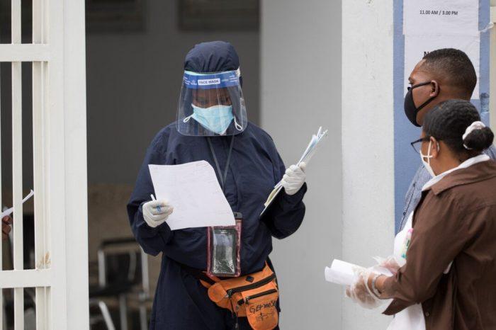 Republica Dominicana realizara pruebas aleatorias de COVID-19 a turistas