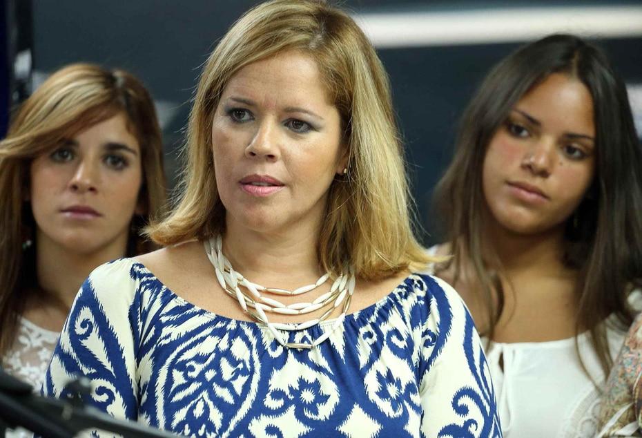 Lornna Soto - La alcaldesa de Canovanas indico que se entero del resultado positivo a prueba molecular el 17 de julio.