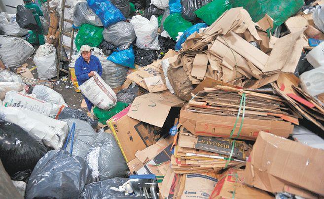 Recicladores, muy expuestos a metales pesados toxicos