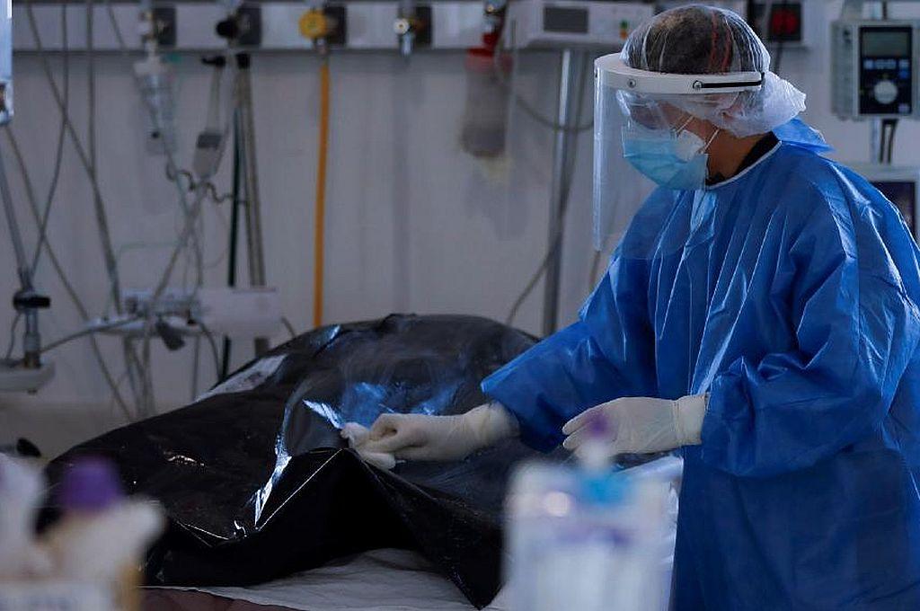 Coronavirus: la Provincia de Buenos Aires modifico la carga de datos y sumo mas de 3500 muertes