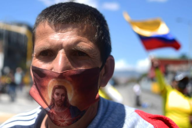 Colombia suma 694.664 casos confirmados de coronavirus este jueves