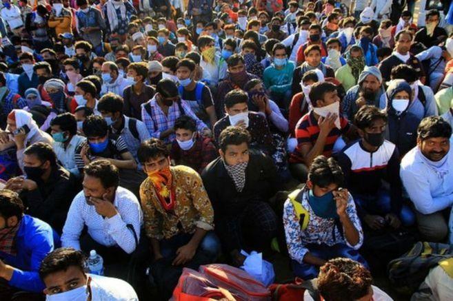 La dificil situacion de India con el aumento acelerado de casos de coronavirus