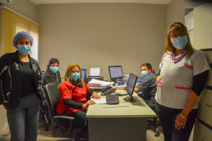 A un mes del inicio del brote, se visitaron 6.547 viviendas y se realizaron mas de 5500 testeos en Caucete