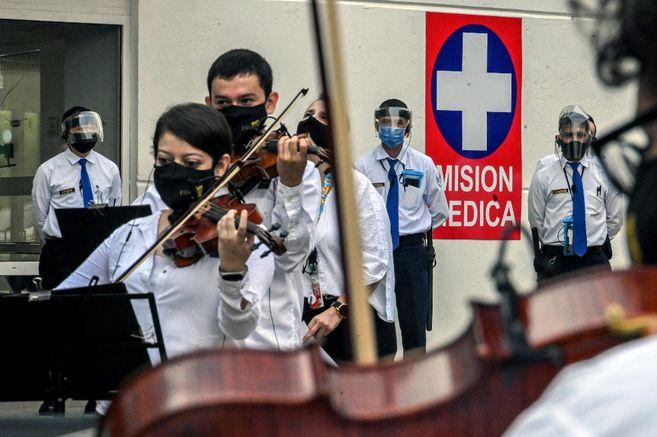 Colombia suma 721.892 casos confirmados de coronavirus este lunes 14 de septiembre