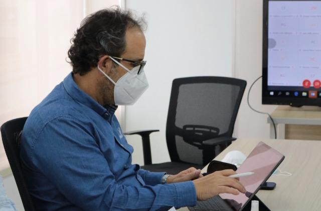 La gran tarea en Caldas es con el pico de la pandemia en octubre