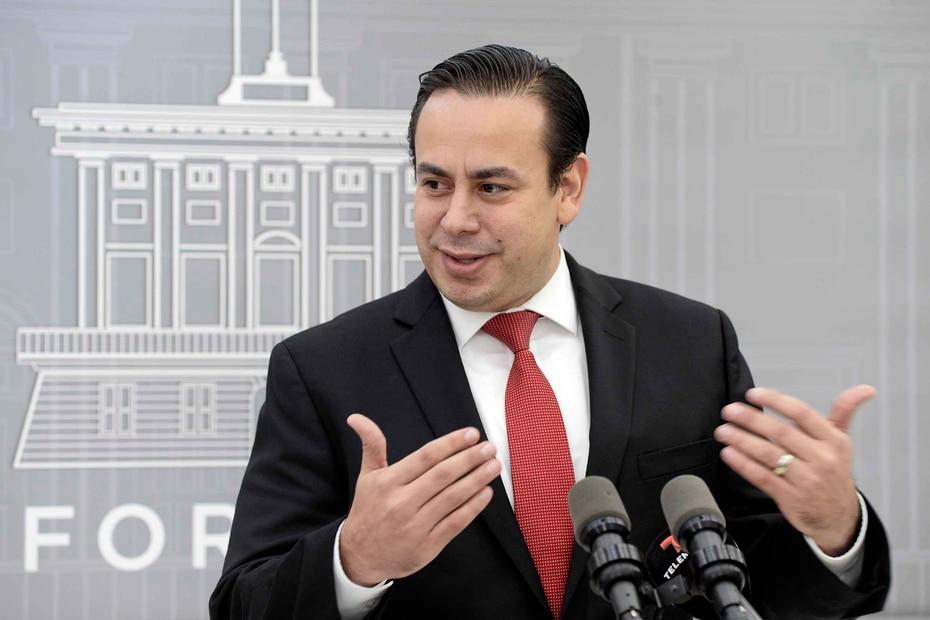 William Villafañe - El exjefe de Gabinete bajo el exgobernador Ricardo Rossello Nevares y ahora senador por el PNP se convirtio el sabado en el tercer senador del partido que informa que arrojo positivo en la prueba molecular.