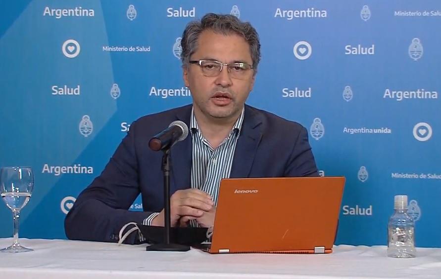 Alejandro costa confirmo los nuevos datos sobre coronavirus en Argentina