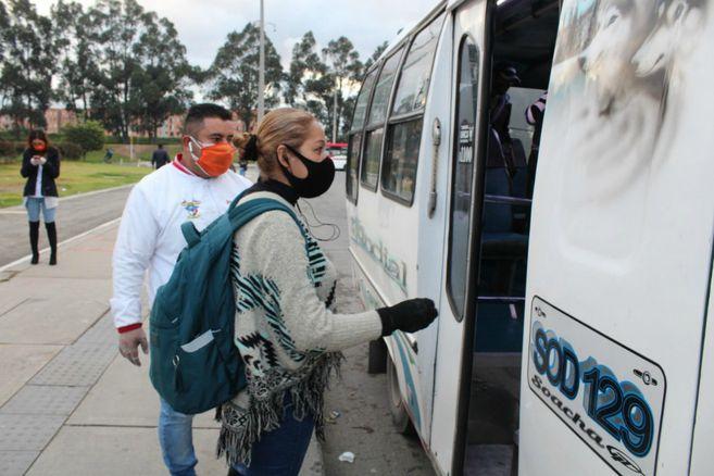 Colombia reporto 7.230 nuevos casos de coronavirus este 31 de agosto