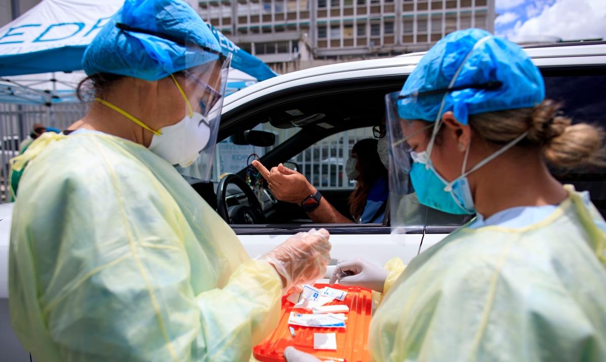 Fallecen 10 personas adicionales a causa del COVID-19 en Puerto Rico, segun Salud