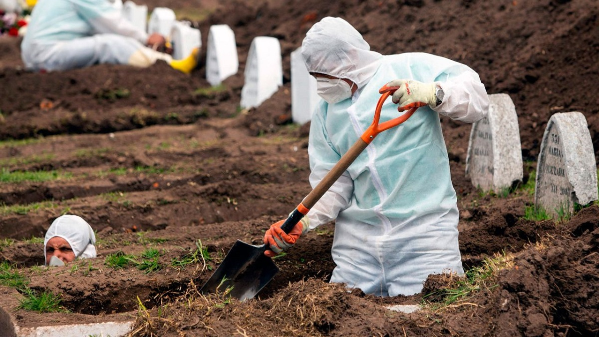 Coronavirus: el mundo esta a punto de alcanzar el millon de muertos y los 33 millones de casos