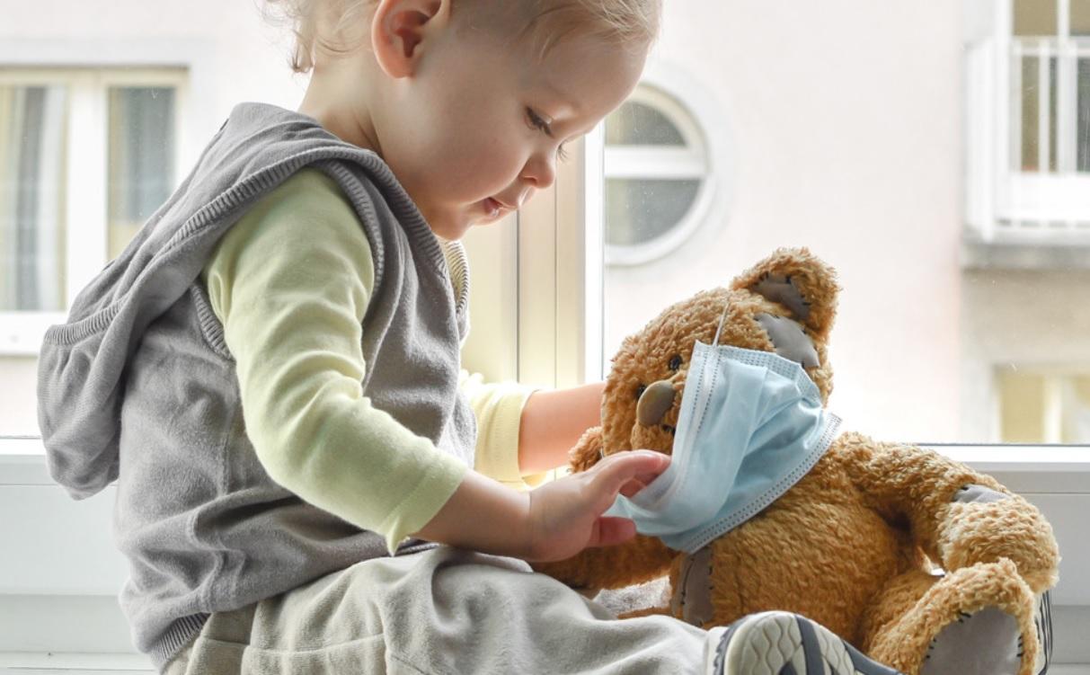 Hasta el momento no se esta testeando ninguna vacuna contra el coronavirus en niños (Imagen Guia Infantil)