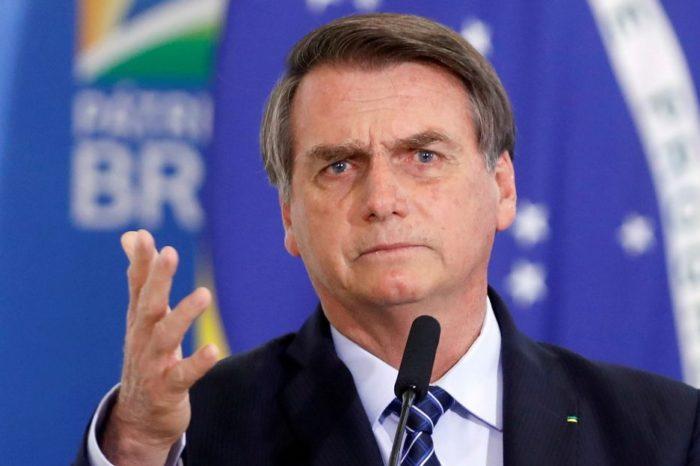 """Jair Bolsonaro: """"No se puede atar a una persona y vacunarla"""""""