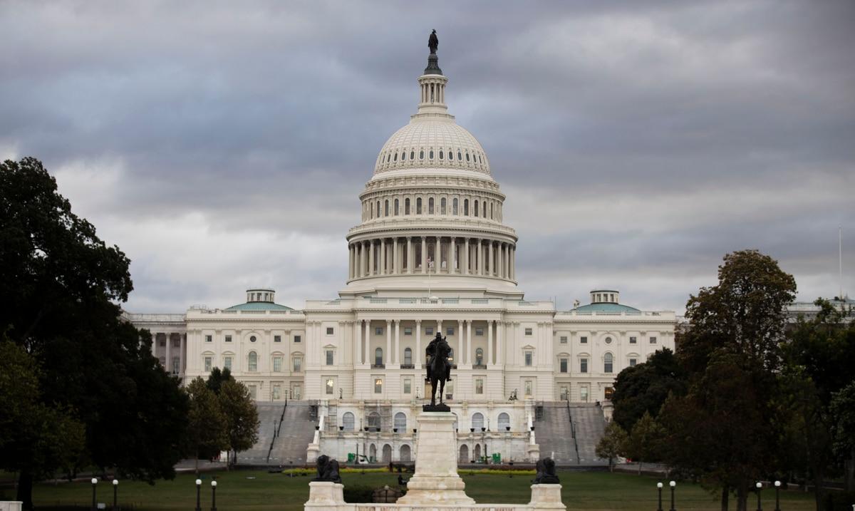 El Senado toma los pasos para evitar un cierre parcial del gobierno federal esta semana