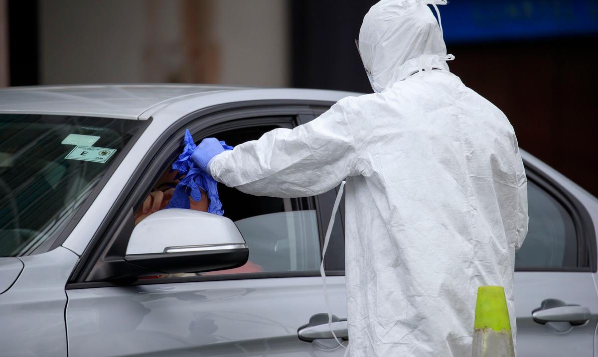 Salud reporta siete nuevas muertes por COVID-19 y el total se eleva a 661