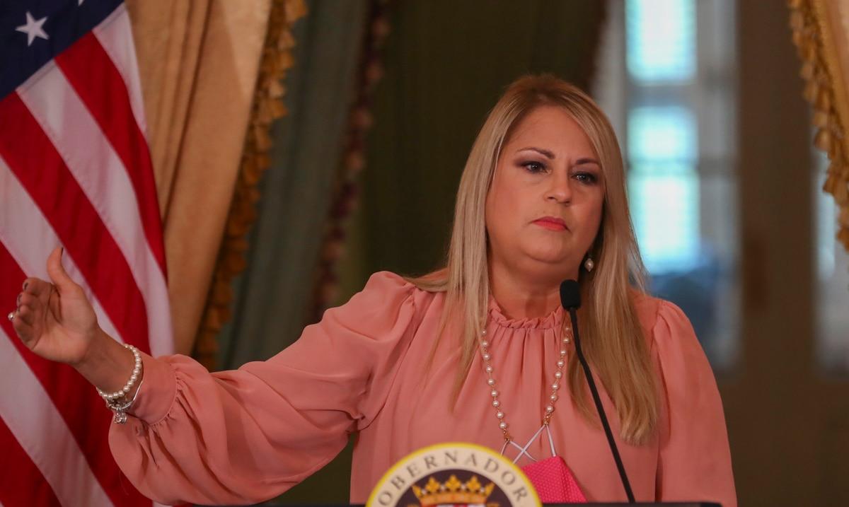 Gobernadora defiende que su administracion esta capacitada para manejar la pandemia los proximos meses