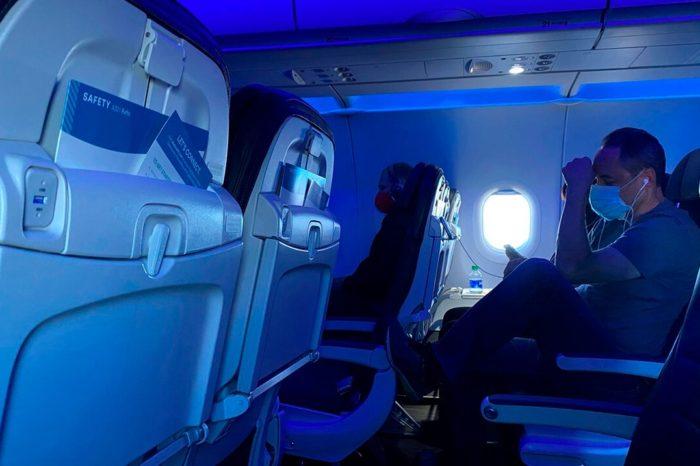 Cuan seguro es viajar en avion realmente