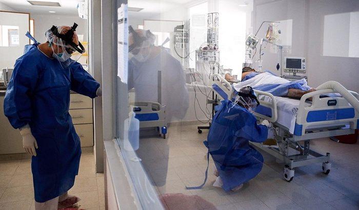 Confirmaron 12.701 casos de coronavirus, record para Argentina desde que comenzo la pandemia