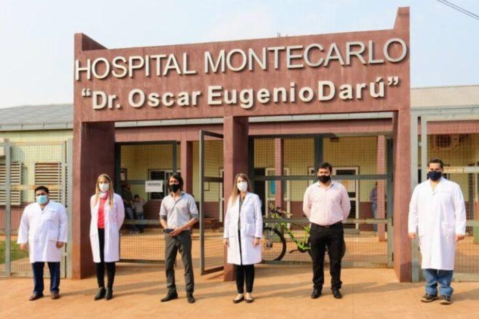 """Montecarlo: comenzaron a realizar cirugias en el Hospital """"Dr. Oscar Daru"""""""