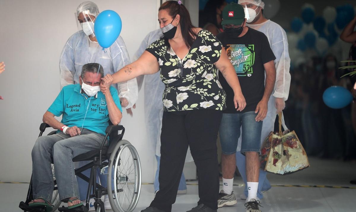Brasil teme un repunte de la pandemia sin haber dejado atras la primera ola