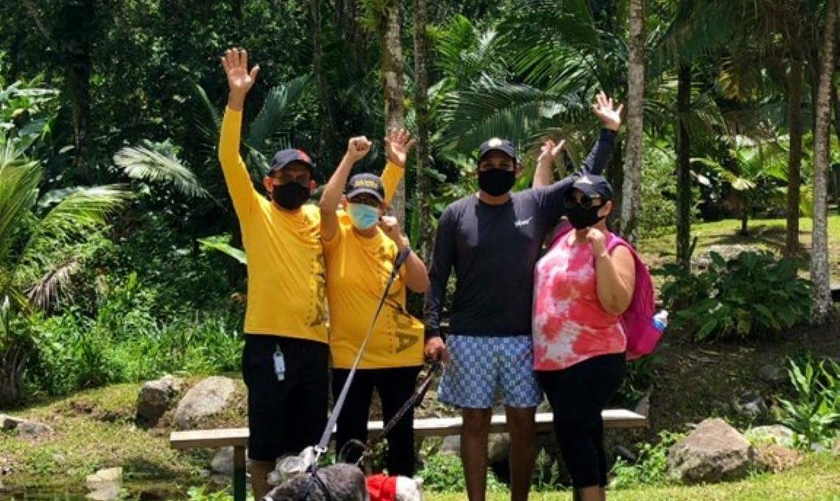 Casa Pueblo crea un sistema de citas y una herramienta de audioguia para un recorrido en el Bosque Escuela