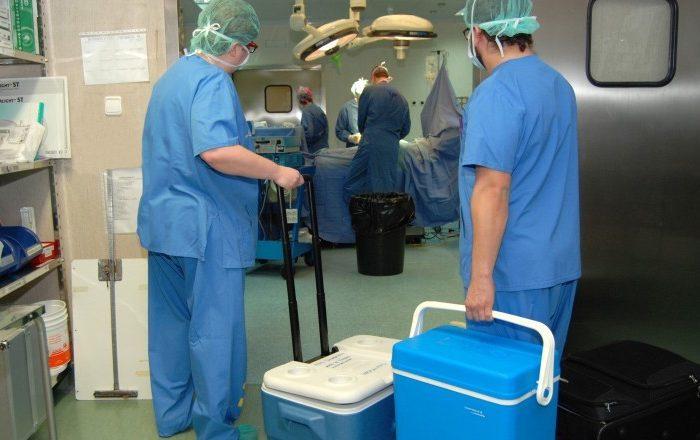 Dos sanjuaninos fueron trasplantados gracias a la donacion de organos