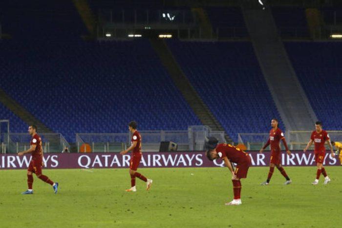 Italia autoriza reapertura al publico de estadios de futbol pese a fuerte rebrote de COVID-19