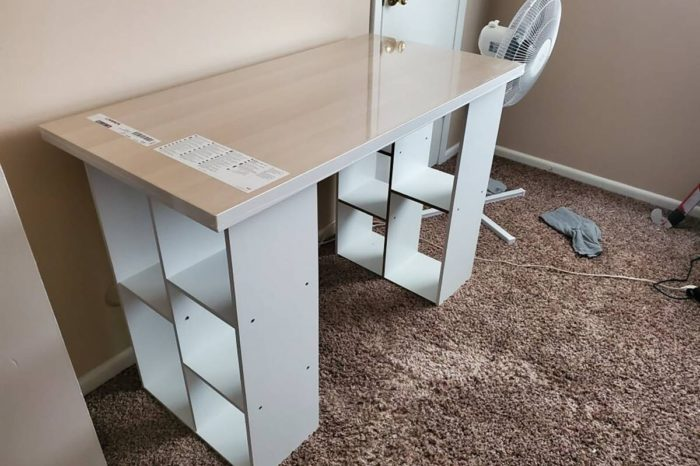 Pandemia crea escasez de escritorios en Estados Unidos