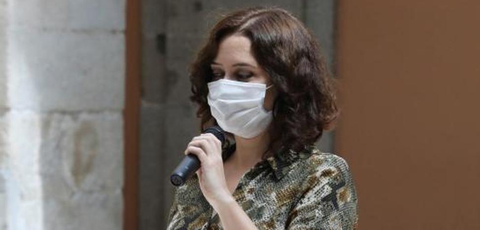 El consejero de Sanidad de Madrid: «La pandemia esta controlada, no estamos alarmados»