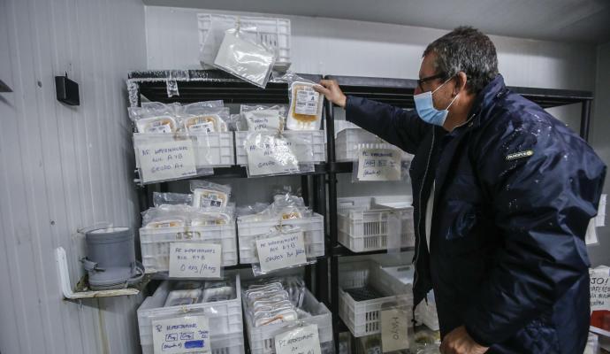 Un estudio español determina que el plasma de curados reduce la mortalidad por covid
