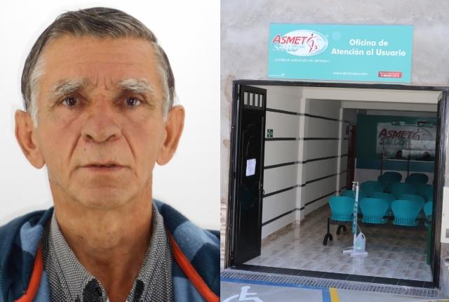 Luis Elias Vasquez, en Pensilvania, y sus esfuerzospor la sustitucion pensional