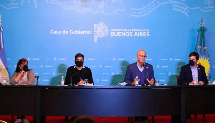 Coronavirus: la provincia de Buenos Aires cambio la carga de datos e informo mas de 3.500 nuevos muertos