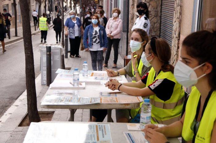 Sanidad notifica 31.428 casos en España este fin de semana
