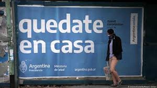 Coronavirus: en Argentina se registraron 206 muertes y 8.841 contagios en 24 horas