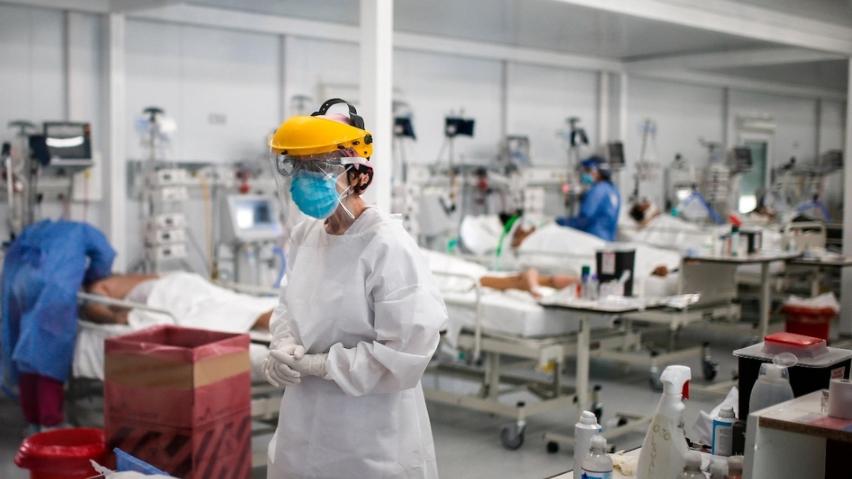 Otras 364 personas murieron y 11.807 fueron diagnosticadas con coronavirus en el pais