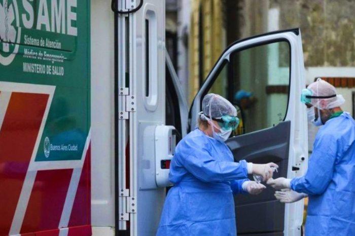 Coronavirus: confirmaron 12.701 casos y 345 muertes en las ultimas 24 horas
