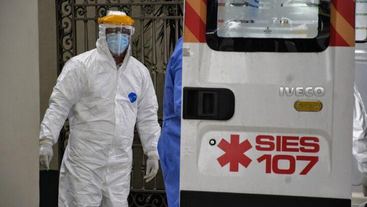 Coronavirus en Argentina: se registraron 68 nuevas muertes y el promedio de nuevos positivos asciende a 9.975
