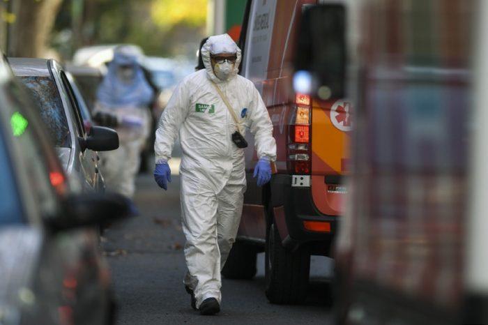 Coronavirus en Cordoba: 384 nuevos casos positivos y cinco fallecidos