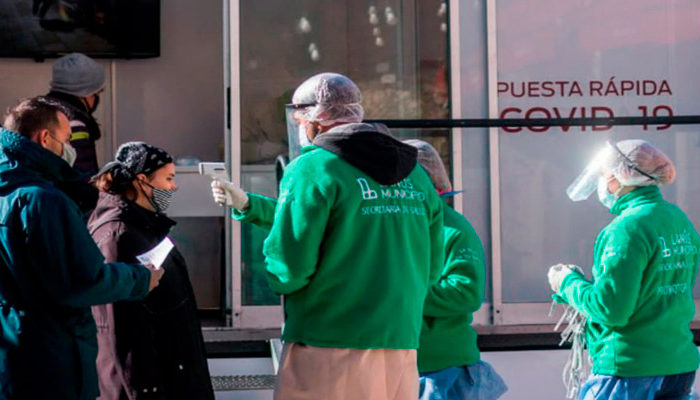 Coronavirus en Argentina: cuantos casos se registraron en Lanus, Buenos Aires, al 30 de septiembre